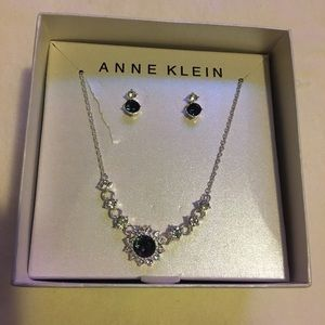 Brand new Anne Klein Necklace and earrings